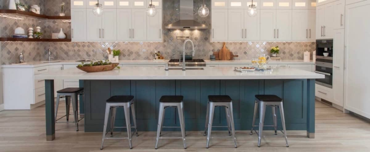 Bright and Open Transitional Kitchen in San Diego Hero Image in Miramar Ranch North, San Diego, CA