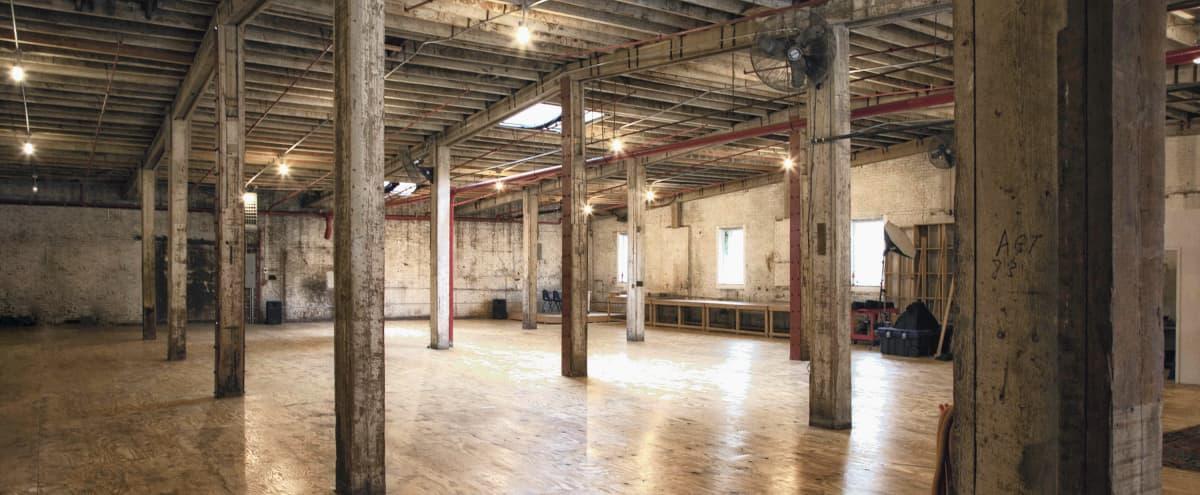 Raw Open, Red Hook, Civil War Era warehouse in Brooklynklyn Hero Image in Red Hook, Brooklynklyn, NY