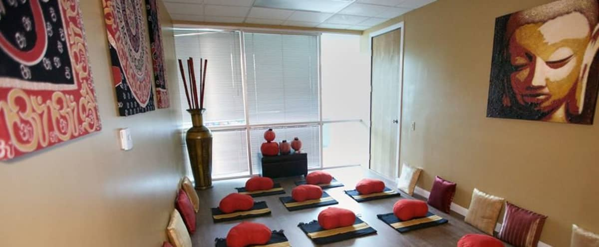 Beautiful & Peaceful Meditation Studio in Santa Clarita Hero Image in Newhall, Santa Clarita, CA