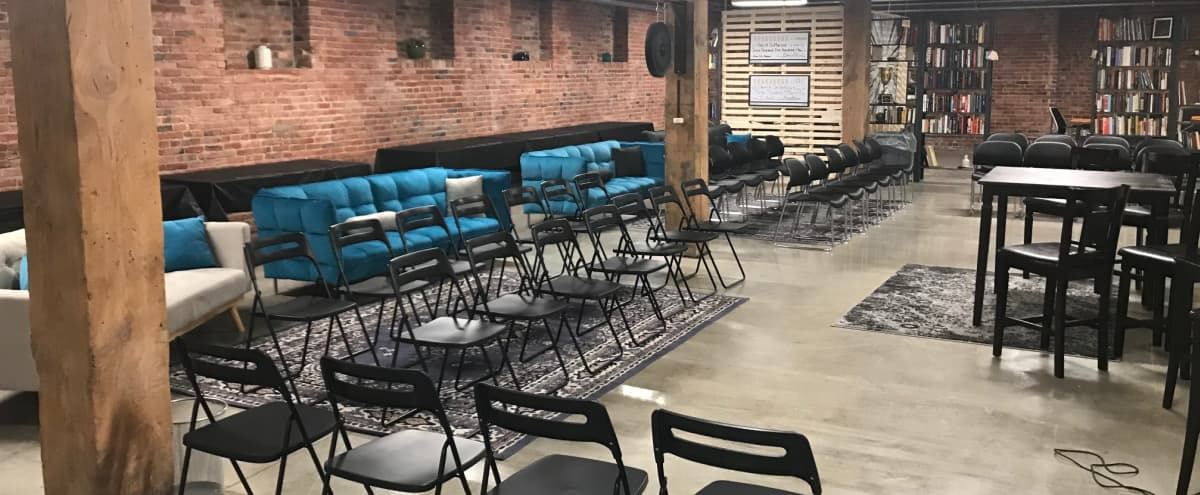 Urban Warehouse Event Space Near Downtown in Baltimore Hero Image in Kresson, Baltimore, MD