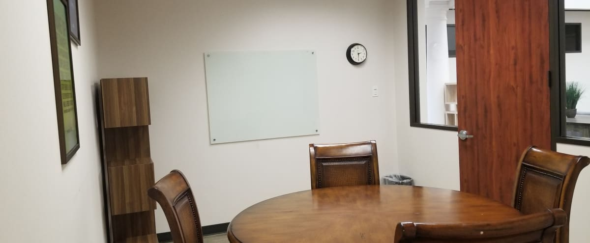 Modern Small Conference Room in Katy Hero Image in Springfield, Katy, TX