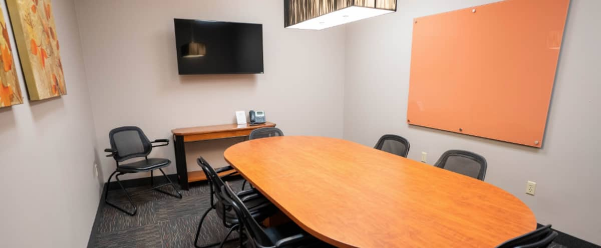 Bright Meeting Space in St Louis Park in St Louis Park Hero Image in Blackstone, St Louis Park, MN