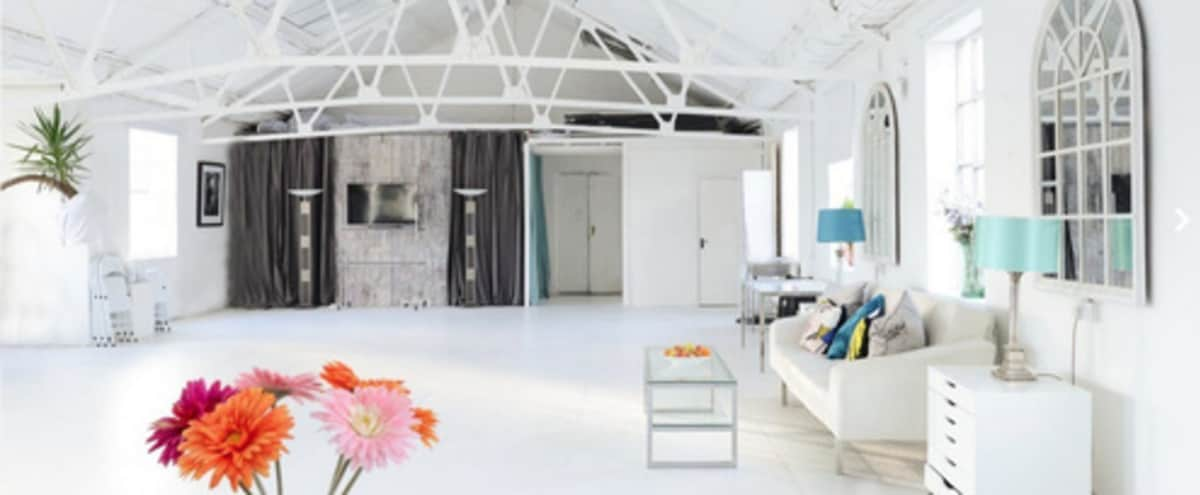 Huge Beautifully Finished Homely White Loft In London Hero Image Southwark