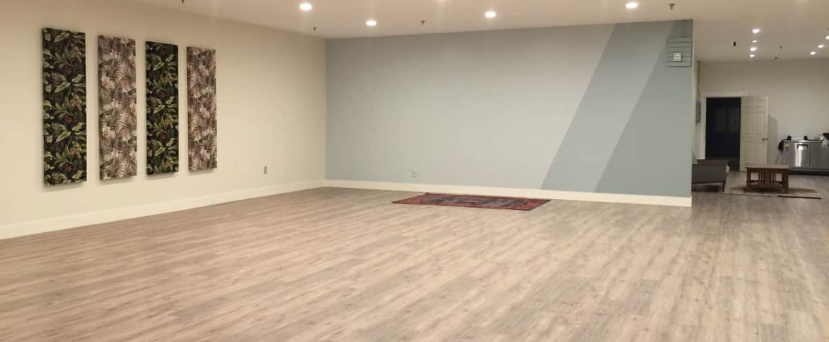 Spacious Urban Yoga Studio and Mixed-Use Venue in San Diego Hero Image in Teralta West, San Diego, CA
