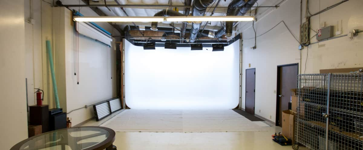 South Bay Film Studio - The Sound Stage in Milpitas Hero Image in Berryessa, Milpitas, CA