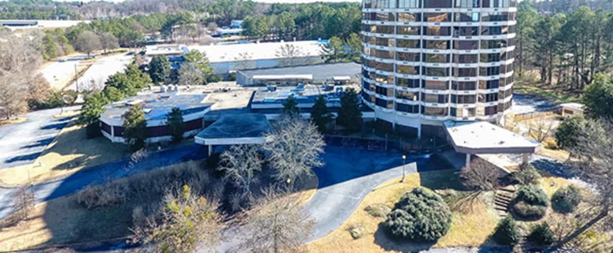 Old 88k Squ. Ft. Presidential Hotel Building with Elevated Views in Atlanta Hero Image in undefined, Atlanta, GA