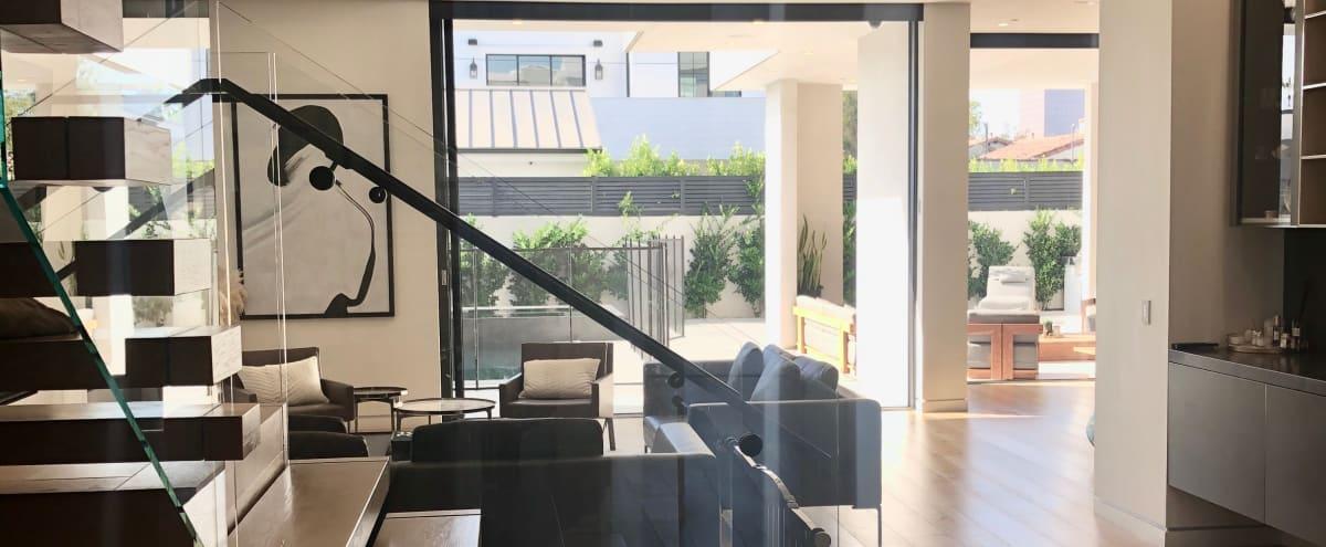 elegant modern Beverly grove house in los angeles Hero Image in Central LA, los angeles, CA