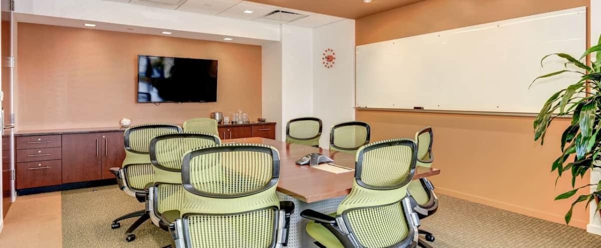 Clarendon Conference Room with Balcony in Alrington Hero Image in Lyon Village, Alrington, VA