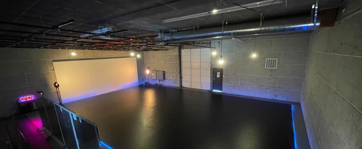 Large Open-Air Dance Studio in Los Angeles Hero Image in Westchester, Los Angeles, CA