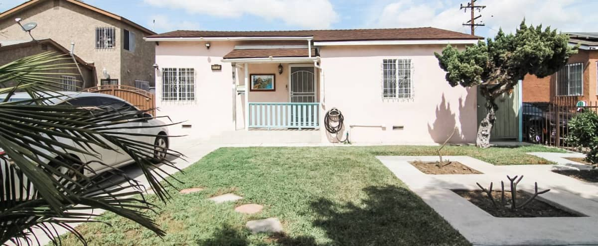 Urban House with Patio & Huge Yard in Hawthorne Hero Image in undefined, Hawthorne, CA