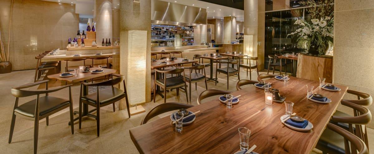 Modern Robata Dining Room in San Francisco Hero Image in South Beach, San Francisco, CA