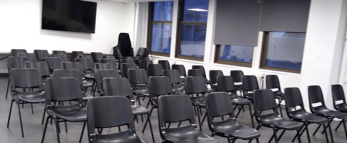 Conference Rooms / Event Space within and office environment in NEW YORK Hero Image in Midtown Manhattan, NEW YORK, NY