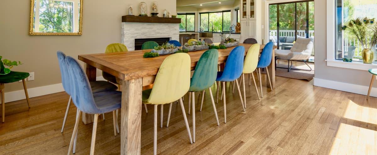 Luxury Treetop Retreat House with Stunning Views in San Rafael Hero Image in undefined, San Rafael, CA