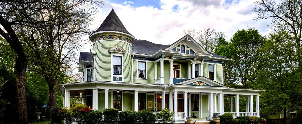 Historic Kirkwood Mansion - The Howard House in Atlanta Hero Image in Kirkwood, Atlanta, GA