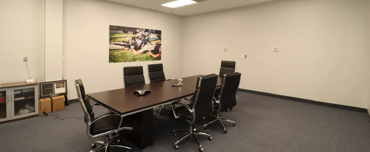 Private Spacious Conference Room in Training Facility on Foothills of Mountain Range in Riverside Hero Image in undefined, Riverside, CA