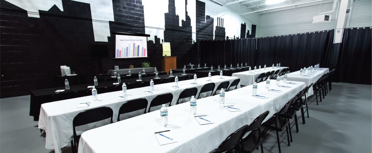Industrial, Modern, Tech Friendly Space for Meetings and Conferences in Arbutus Hero Image in undefined, Arbutus, MD