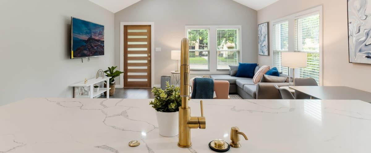 Urban Luxury Retreat in Dallas Hero Image in Oak Cliff, Dallas, TX