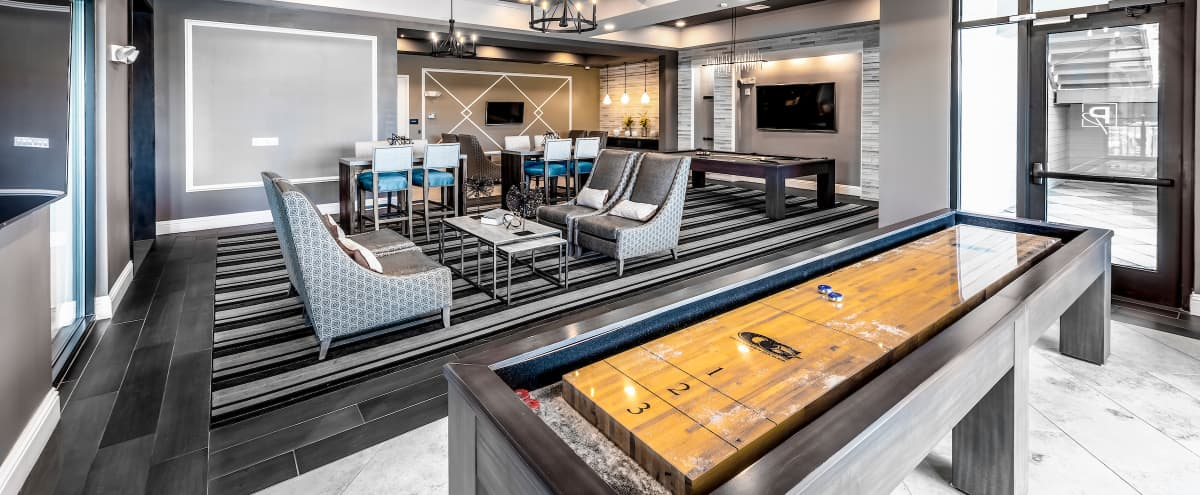 Modern and Spacious Club Lounge in St. Petersburg in St. Petersburg Hero Image in undefined, St. Petersburg, FL