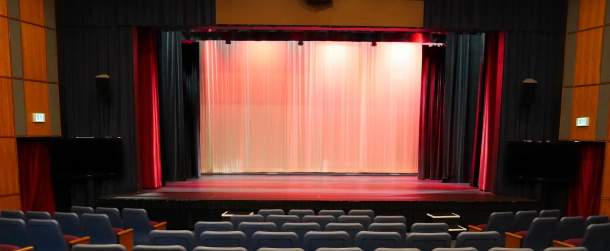 Versatile Theater Space on the West Side in Los Angeles Hero Image in Century City, Los Angeles, CA