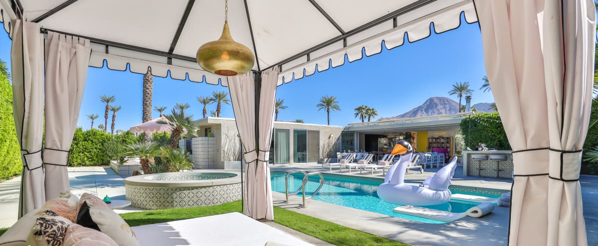 Skylark Sands - A Bohemian Mid-Century Modern Mecca in Indian Wells Hero Image in undefined, Indian Wells, CA