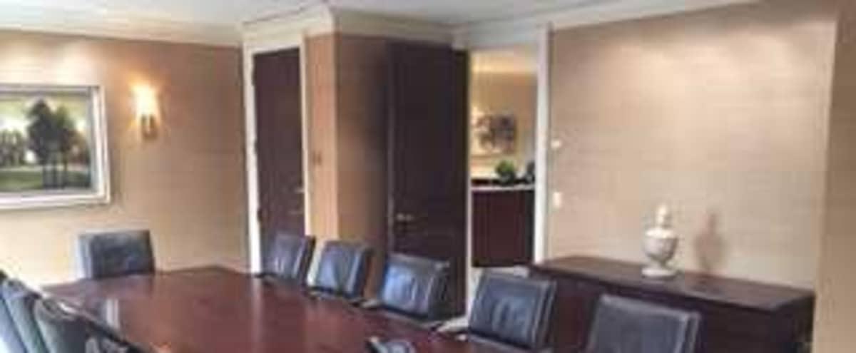 Production Regions Boardroom Located in Midtown in Atlanta Hero Image in Midtown, Atlanta, GA