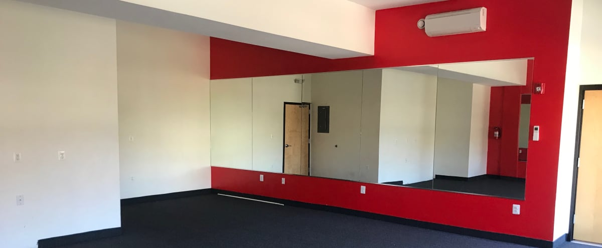 Downtown Fitness Production Studio in Baltimore Hero Image in Fells Point, Baltimore, MD