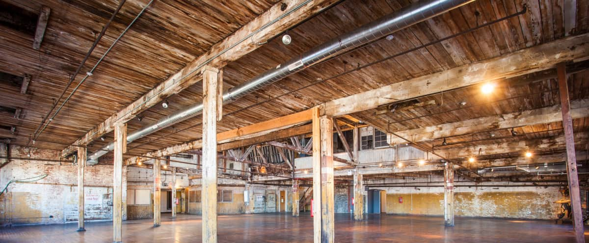 19th Century Rope Factory - Converted To Gorgeous Open Space in Brooklyn Hero Image in Greenpoint, Brooklyn, NY