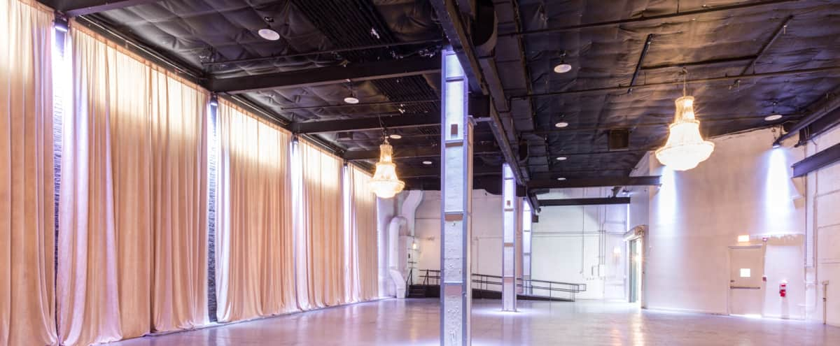Elegant Versatile Event Studio in West Loop in Chicago Hero Image in West Town, Chicago, IL