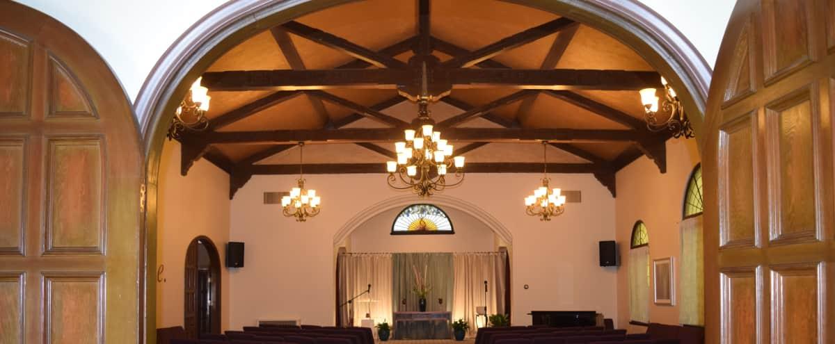 Chapel in an elegant 1930's building - Lower Temescal in Oakland Hero Image in Mosswood, Oakland, CA