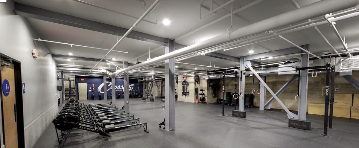 Spacious Urban Gym Downtown Fitness Studio in Santa Ana Hero Image in Lacy, Santa Ana, CA