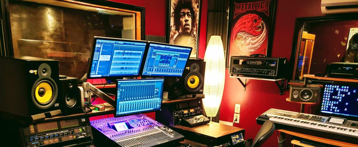 Top Rated Houston Recording Studio in Houston Hero Image in Westside, Houston, TX