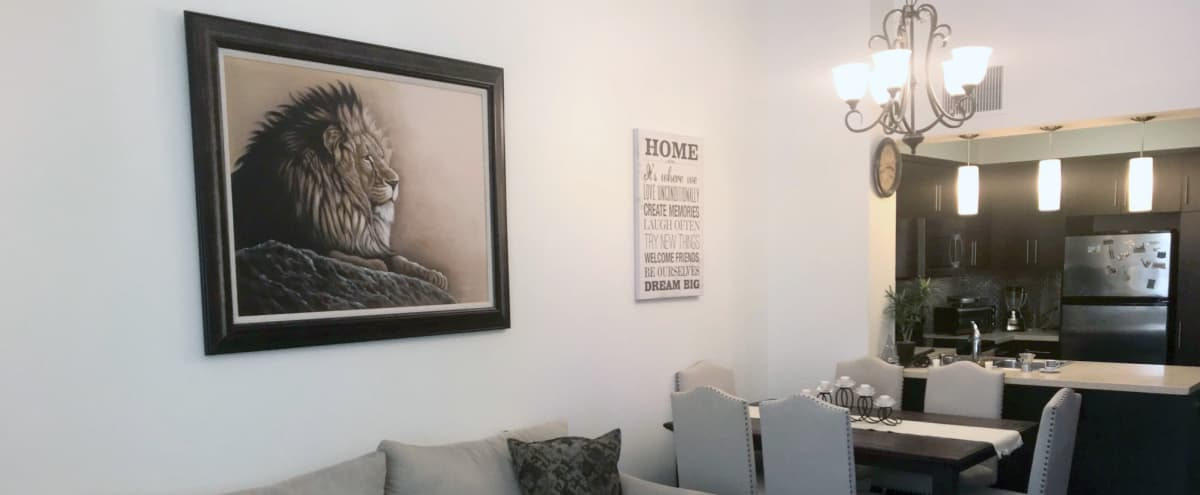 Two-story Penthouse Loft Overlooking LA in Hollywood Hero Image in Central LA, Hollywood, CA