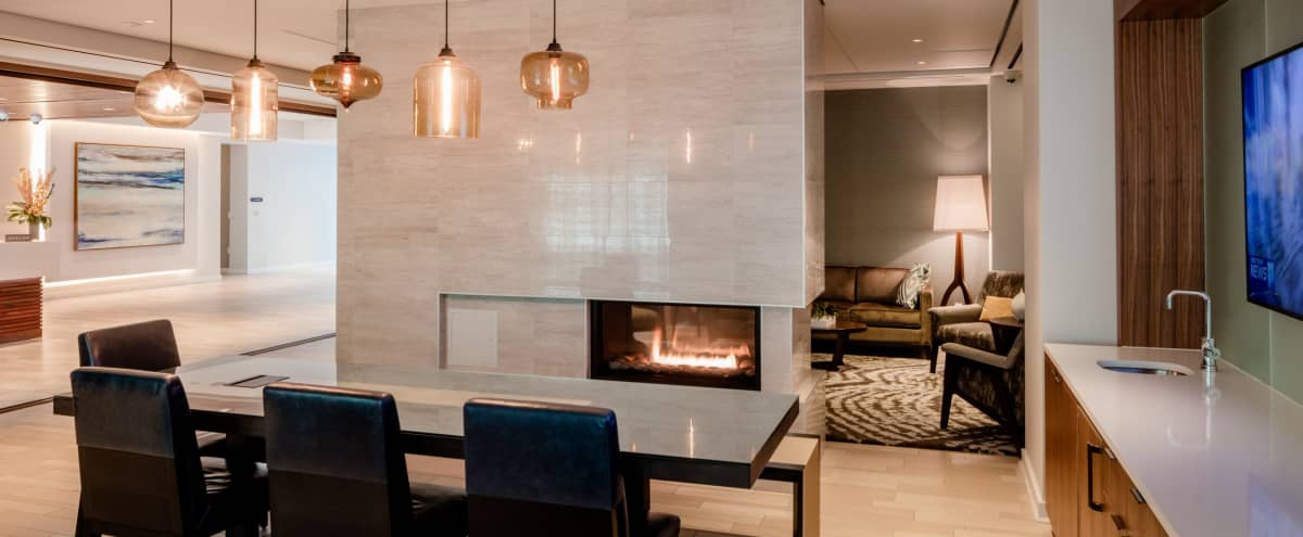 Luxurious Lounge with Attentive Staff Next to the Waterfront in Long Island City Hero Image in Hunters Point, Long Island City, NY