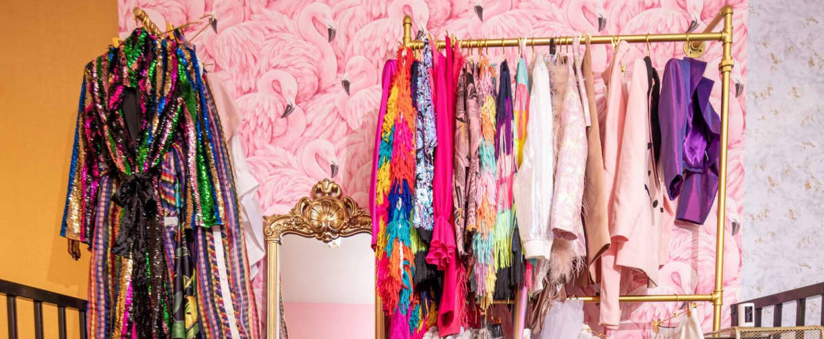 Glam Retail Space In The Heart Of The LA Fashion District in Los Angeles Hero Image in Central LA, Los Angeles, CA