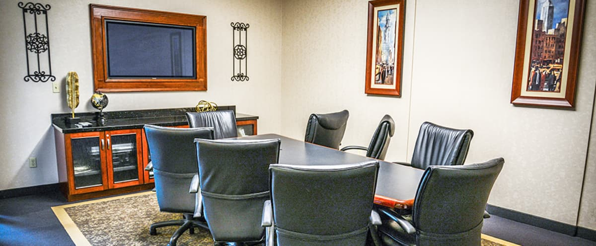 Professional conference room- accommodates 8 people in Rancho Cucamonga Hero Image in undefined, Rancho Cucamonga, CO