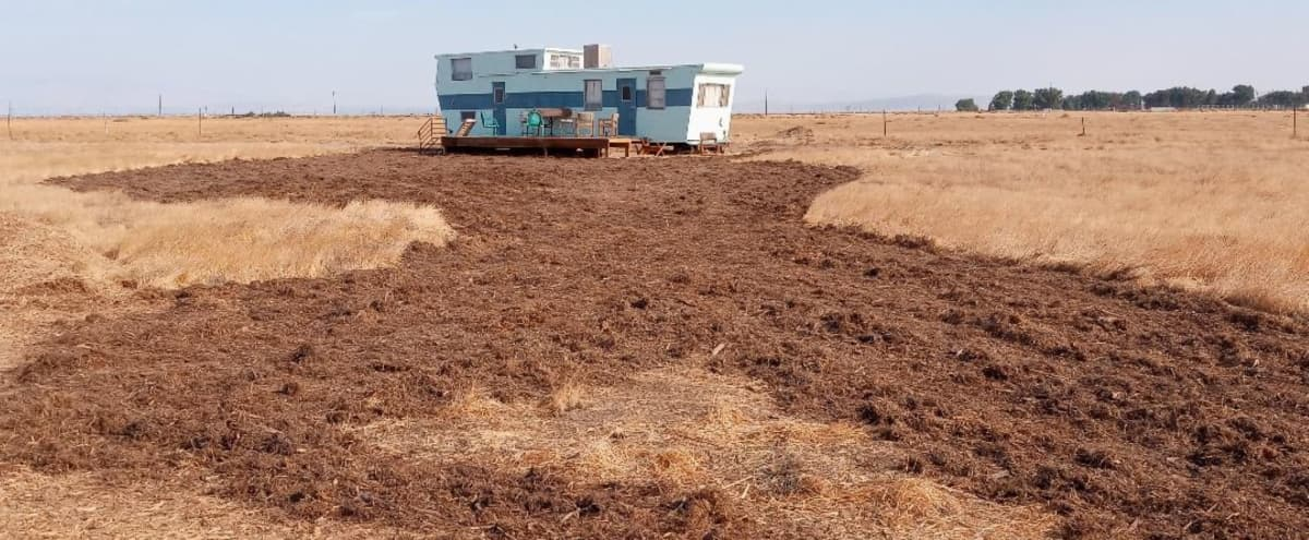 1952 Tri-Level Single Wide Trailer, Ranch, Desert, and Rustic Farm on 60 Acres in Lancaster Hero Image in undefined, Lancaster, CA