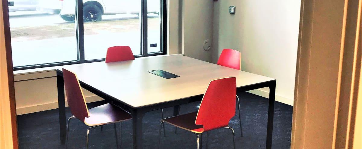 Conference room w/ kitchen access/ breakout space in Seattle Hero Image in Ballard, Seattle, WA