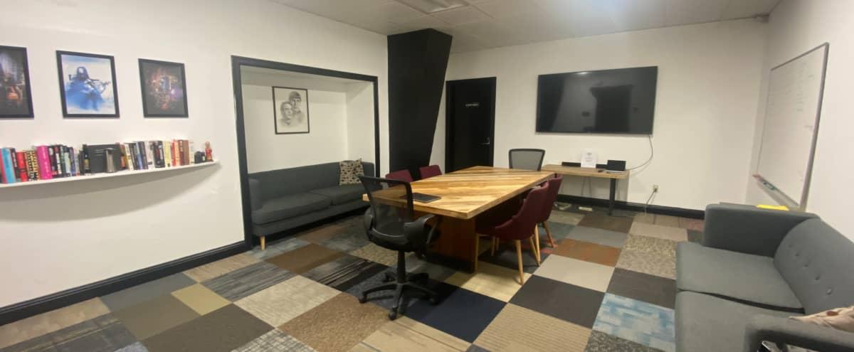 Downtown Ground Floor Meeting Room in San Jose Hero Image in Central San Jose, San Jose, CA