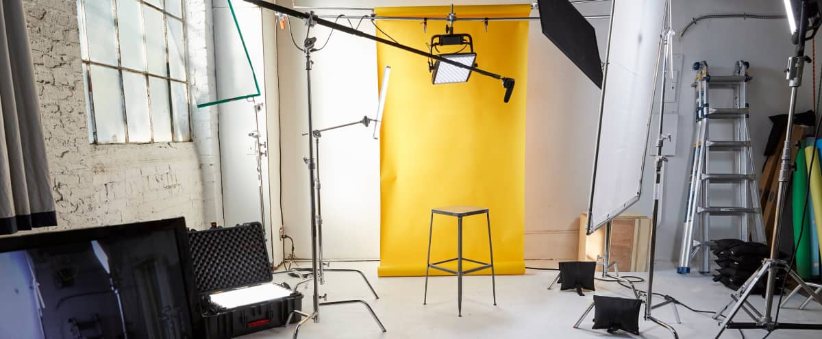Industrial Photo/Video Studio with Great Natural Light in Oakland Hero Image in Fruitvale Station, Oakland, CA
