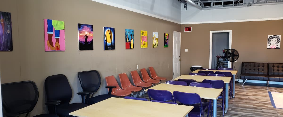 South East Side - Meeting Room for your Next Production! in Chicago Hero Image in East Side, Chicago, IL