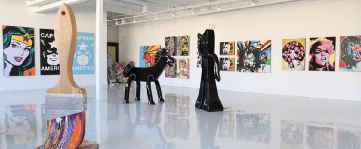 New York Style Gallery Space in Toronto Hero Image in Briar Hill - Belgravia, Toronto, ON