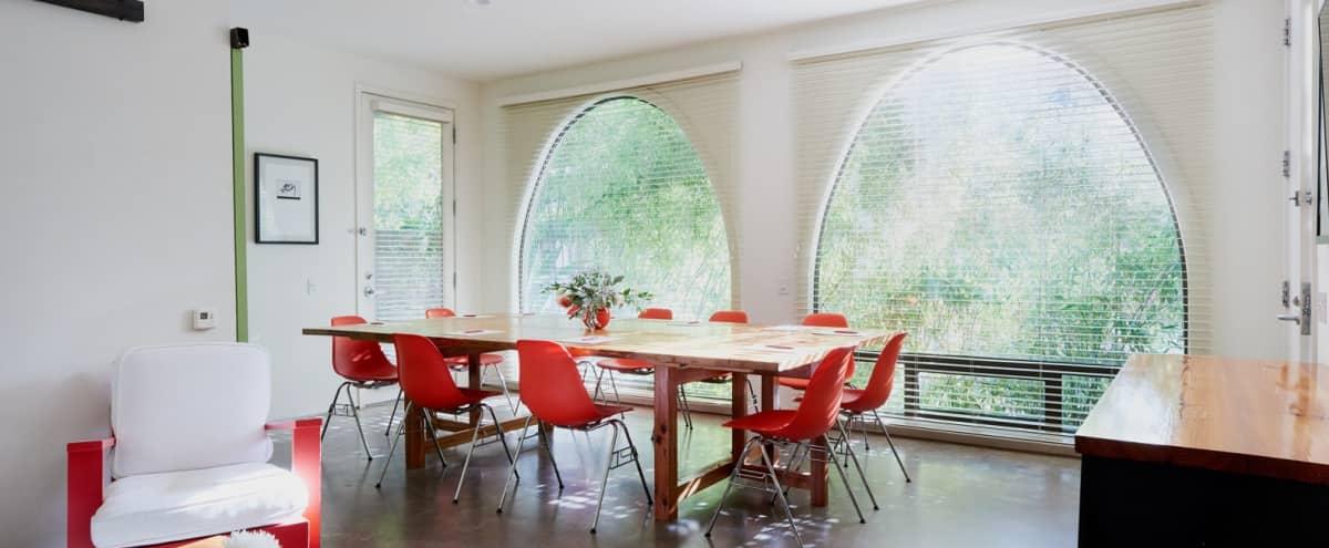Bright Modern Meeting Room in Austin Hero Image in South Congress, Austin, TX