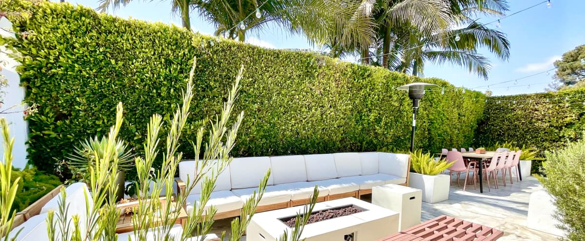 Mid Century Venice bungalow with a Palm Springs vibe in Venice Hero Image in Venice, Venice, CA
