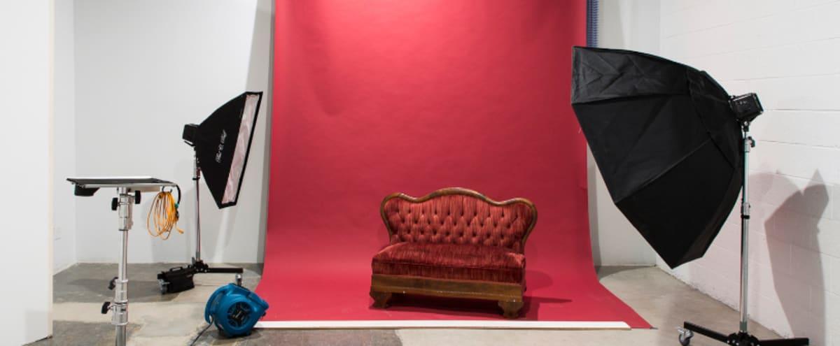 Well Lit Production Studio fit for Headshots and Modeling (2) in Phoenix Hero Image in Encanto Village, Phoenix, AZ