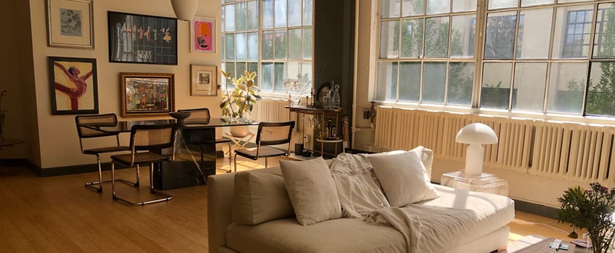 Chic Pearl District Loft with Rooftop in Portland Hero Image in Northwest Portland, Portland, OR
