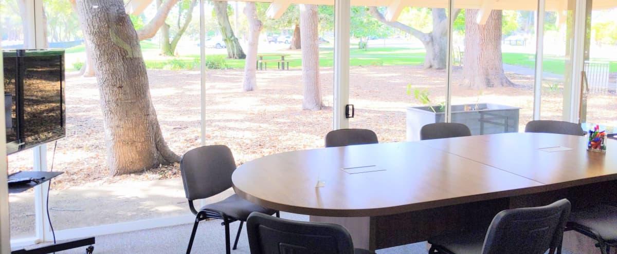 Meeting Room with a Park View in Los Altos Hero Image in North Los Altos, Los Altos, CA