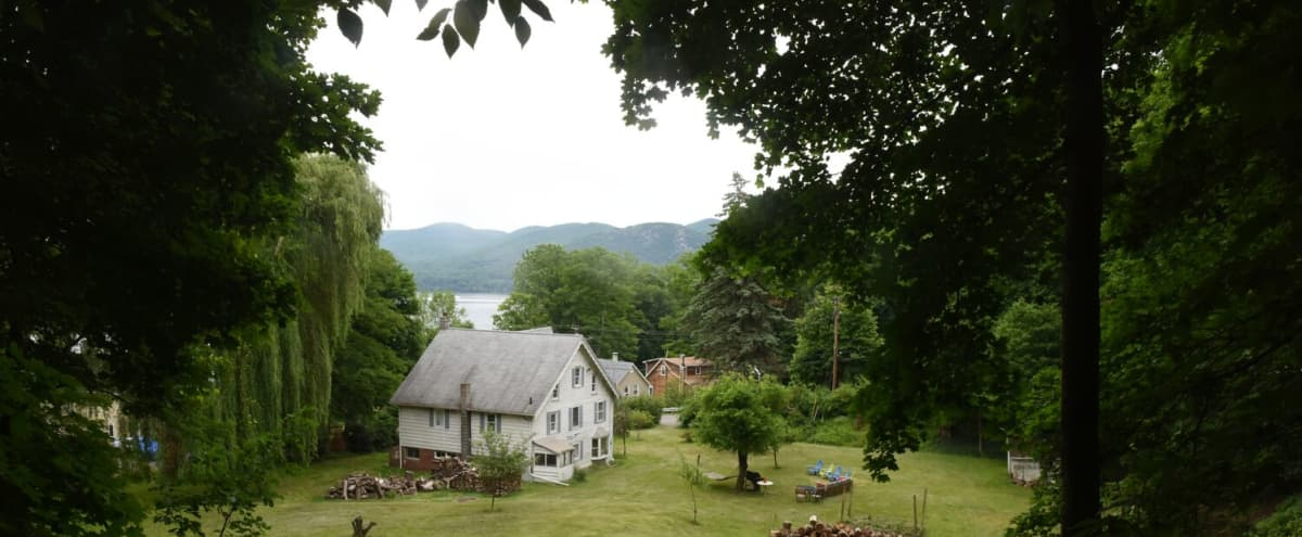 1800's Upstate victorian farmhouse in Cornwall-on-Hudson Hero Image in undefined, Cornwall-on-Hudson, NY