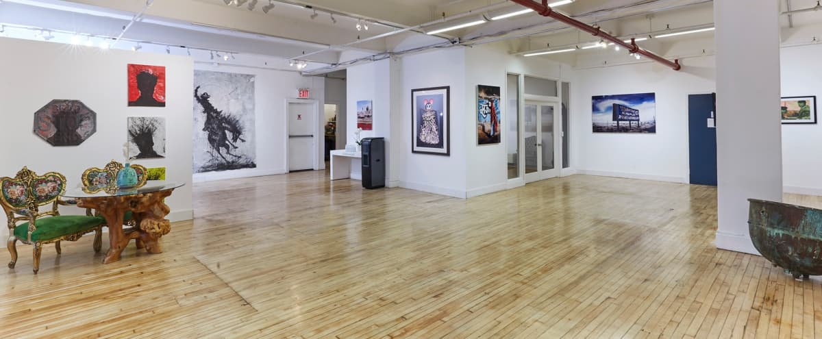 Chelsea Loft Space in New York Hero Image in Chelsea, New York, NY