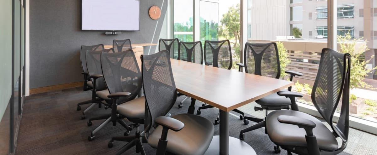 Professional Boardroom for 10 in Phoenix Hero Image in Camelback East Village, Phoenix, AZ