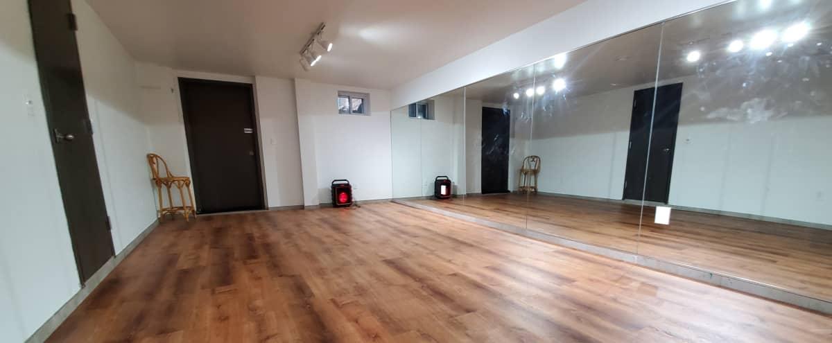 Brand New Dance Studio in Brooklyn in Brooklyn Hero Image in Ocean Hill, Brooklyn, NY